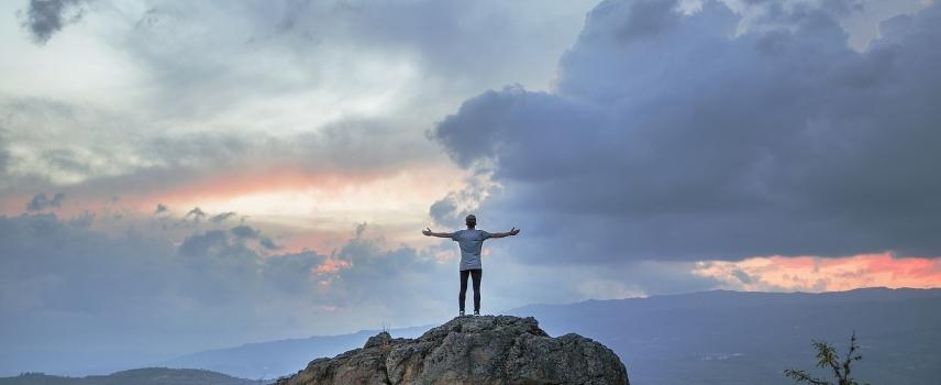 """Egal, wie sehr wir etwas """"verbockt"""" haben – Gott kann wieder herstellen"""